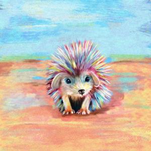 Nette Babyigel-Pastellfarben