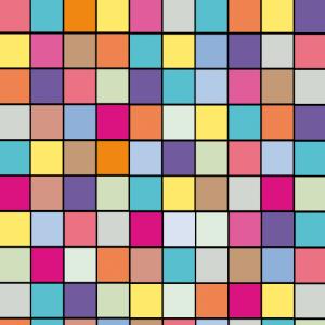 Retrofarben | Retromuster | mit Farben schützen