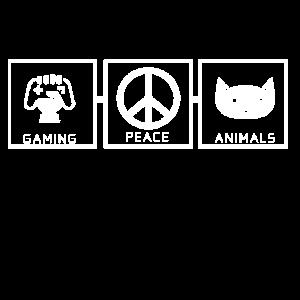 PLAY & PEACE & CAT 2020 Design