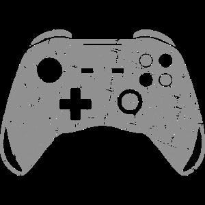 Gamepad Used Look - Gamer