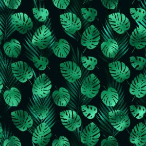 Tropen Muster tropische Pflanzen