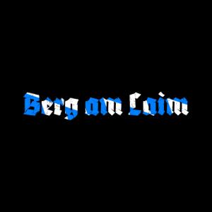 Berg am Laim München blau weiß Maske Mundschutz