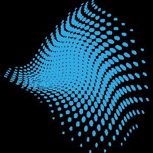 Optische Illusion Muster Formen Geometrie Geschenk