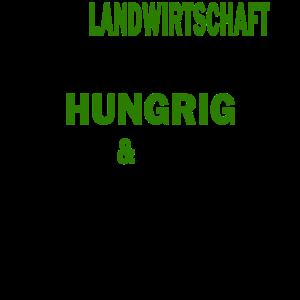 Ohne Landwirtschaft Hungrig Nackt Und Nüchtern