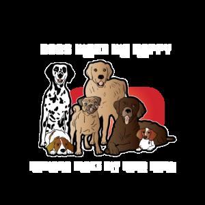 Hunde Tierlieb Herrchen Frauchen Hunderassen