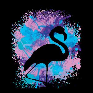 Flamingo Figur Flamingos Life Flamingo Gang