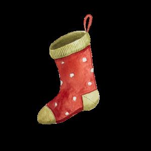 Weihnachtssocke Nikolaus Weihnachten