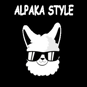 Alpaka Style Alpaka Kopf