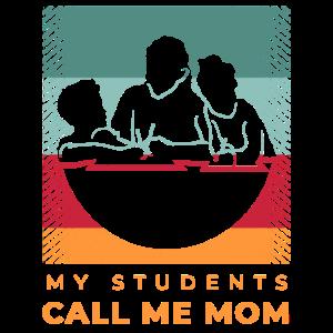 Homeschooling Schule Daheim für Mama Mutter