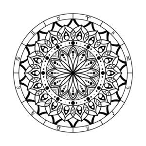 Star Sign Mandala