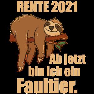 Rente Faultier 2021 Renter