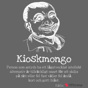 Kioskmongo