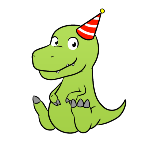 Bday Dino