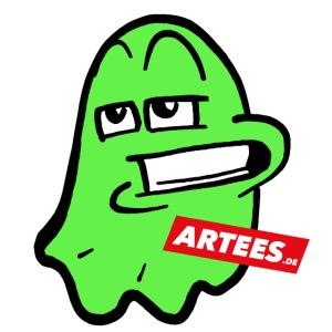 Artees GHOST Green
