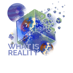Realität Planeten Universum Geometrie