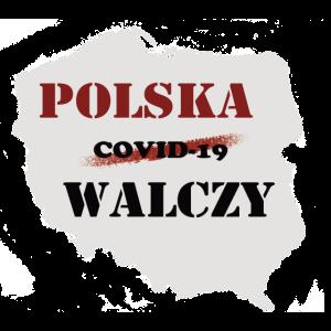 Polen kämpft gegen Covid 19