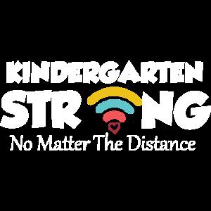 Kindergarten stark egal die Entfernung Wifi
