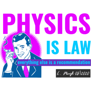 physics is Law