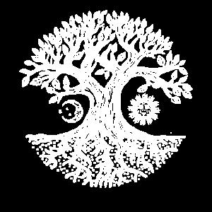 1 Baum des Lebens - Yggdrasil