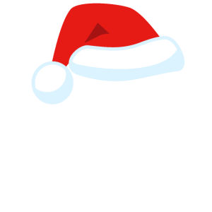 Weihnachtsmann Mütze , Weihnachten