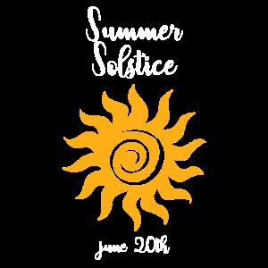 June Solstice 20. June