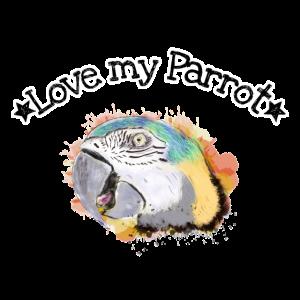 Love my Parrot