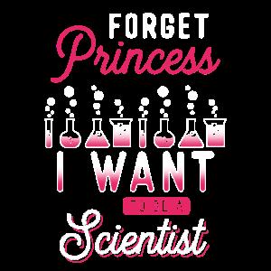 Wissenschaft Mädchen