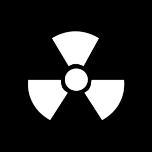 Atom Symbol Maske