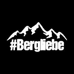 Bergliebe Wander Outdoor Berg Bergsteiger Trekking