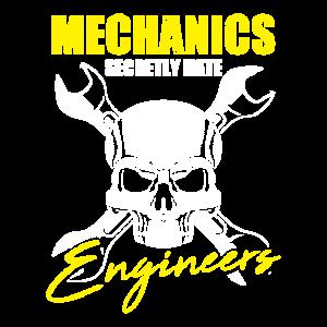Mechanic and Engineers Kfz Auto Werkstatt