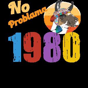 No problama vintage 1980