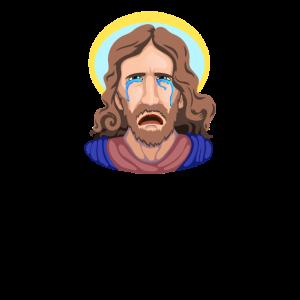 Jesus Clip Art Weinen Jesus Clipart