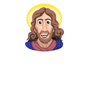 Jesus Clip Art Happy Jesus Clipart