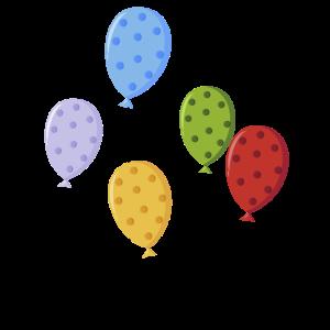 Luftballons für Kinder - auch für Kindergeburtstag