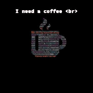 Informatiker Kaffee Programmier Informatik