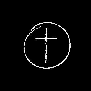 Kreuz in einem Kreis, Jesus