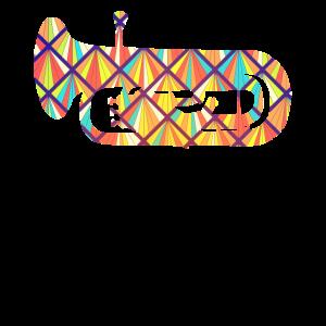 Euphonium Geometric Shirt