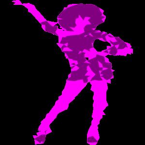 2reborn Dancing 80s Tanzen Disco pink