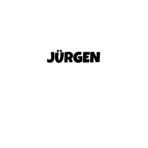 Bester Jürgen Name Geschenk