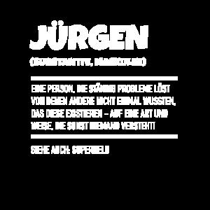 Jürgen Superheld Maskulin