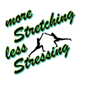 More stretching less stressing