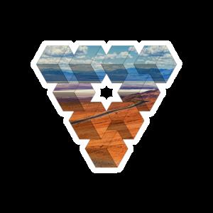 Landschaft Form / Dreieck / Natur