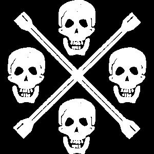 Trucker Pirat Totenkopf