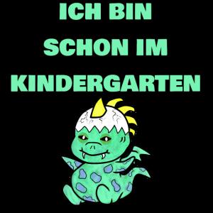 Ich bin schon im Kindergarten