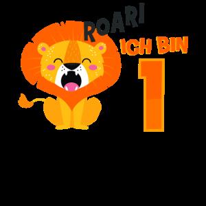 1. Geburtstag Löwe