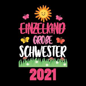 Große Schwester 2021 Big Sister Geschenkidee