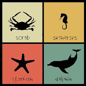 Meerestier