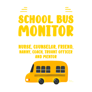 Being A School Bus Monitor