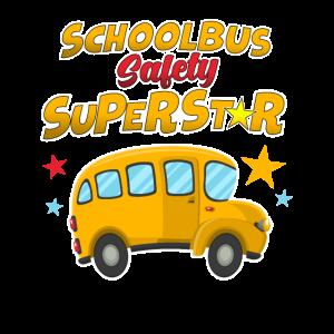 School Bus Safety Superstar Driver Monitor