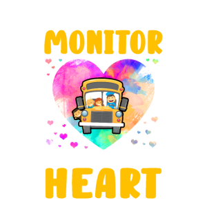 School Bus Monitor It's A Work Of Heart